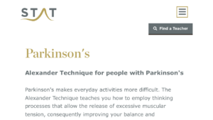 パーキンソン病とAT