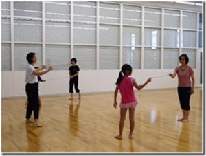 親子で学ぶ姿勢と動きの改善教室